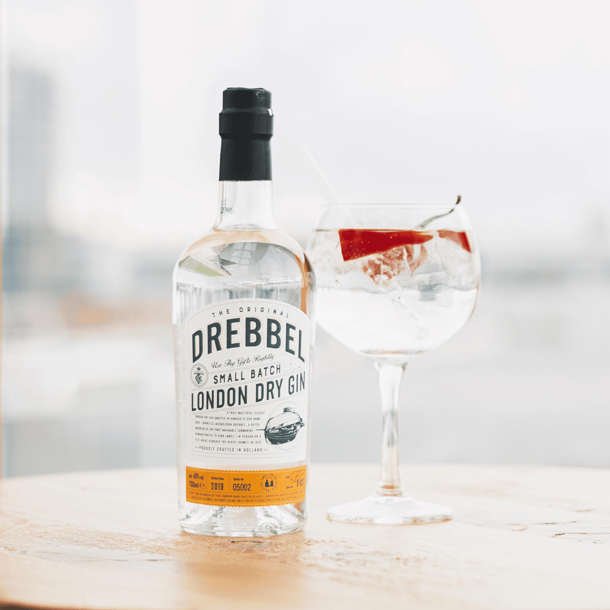 Drebbel Small Batch London Gin